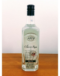 St Aubin White Rum 50/50 - 50cl- from The Rum Shop