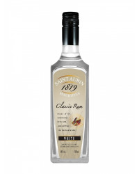 St Aubin White Rum 50/50 50cl- from The Rum Shop