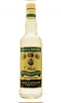 Wray & Nephew Overproof Rum 5cl Miniature-Wray and Nephew from Amazon