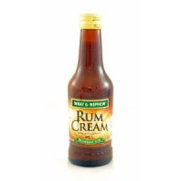 Wray & Nephew Rum Cream - Jamaican Rum Rhum Ron Cream - 20cl - 15% ABV-Wray and Nephew from Amazon
