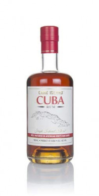 Cuba Rum Cane Island Dark Rum-Cane Island from Amazon