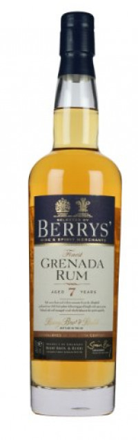 Berry's Own Finest Grenada Rum 2003 (70 L)-Berry's Own Finest from Amazon