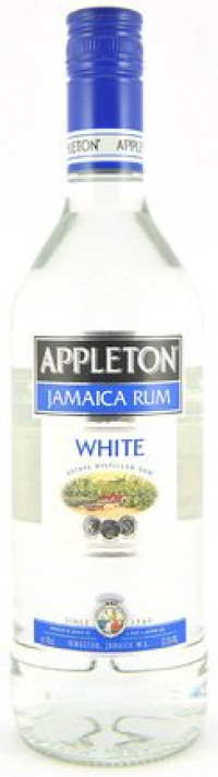Appleton Estate White Jamaica Rum 37.5% 70cl-Appleton Estate from Amazon