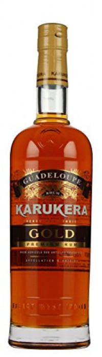 Karukera Gold Rum 70 cl-Karukera from Amazon