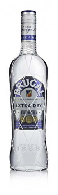 Brugal Blanco Supremo White Rum, 700 ml-Brugal from Amazon
