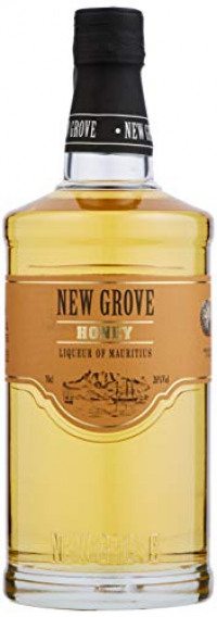New Grove Honey Rum, 70 cl-New Grove from Amazon