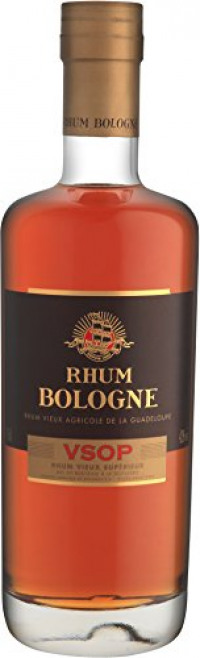 Bologne Rhum VSOP 42°, 0,7 L-Bologne from Amazon