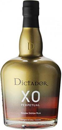 Dictador Perpetual XO Columbian Rum, 70 cl-Dictador from Amazon