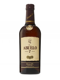 Ron Abuelo 7 Year Old Rum, 70 cl-Ron Abuelo from Amazon