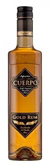 Cuerpo Gold Rum, 70 cl-Cuerpo from Amazon