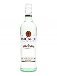 Bacardi Superior / Carta Blanca Rum / 70cl-Bacardi from Amazon