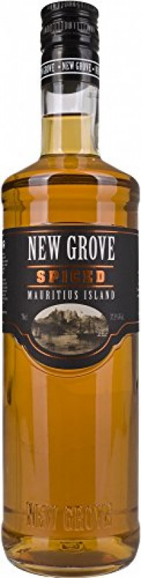 New Grove Spiced Rum, 70 cl-New Grove from Amazon