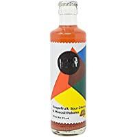 Long Flint Grapefruit, Sour Cherry and Mezcal Paloma Spirits, 250 ml-Long Flint from Amazon