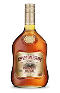 Appleton Estate Reserve Blend Rum, 70 cl-Appleton from Amazon