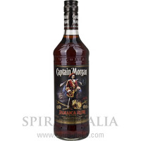 Captain Morgan Black Label Jamaica Rum 40% 70 cl.-Regionale Edeldistillen from Amazon