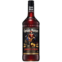 Rum Captain Morgan Black Label Jamaica 40 % 1 lt. Rhum-Verschiedene from Amazon