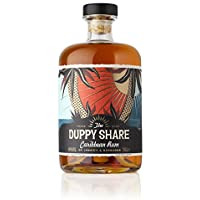 The Duppy Share Golden Caribbean Rum, 70 cl-The Duppy Share from Amazon