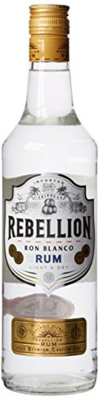 Rebellion Ron Blanco Rum, 70 cl-Rebellion Rum from Amazon