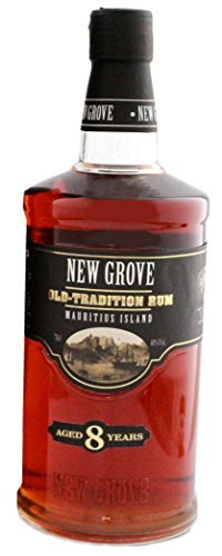 New Grove Traditional 8 Years Old Rum 70 cl-New Grove from Amazon