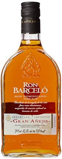 Ron Barcelo Gran Anejo Ron Dominican Rum, 70 cl-Ron Barcelo from Amazon