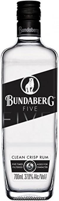 Bundaberg Five Rum, 70 cl-Bundaberg from Amazon