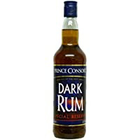 Prince Consort Dark Rum 70cl Bottle-Prince Consort from Amazon