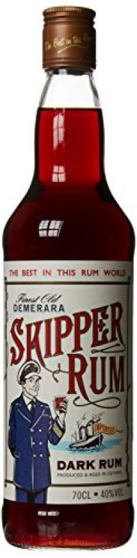 Skipper Demerara Rum, 70 cl-Skipper from Amazon