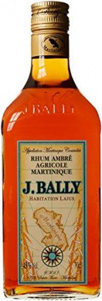Bally Ambré Agricole Rum, 70 cl-Bally Ambré Agricole from Amazon