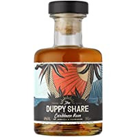 The Duppy Share Golden Caribbean Rum, 20 cl-The Duppy Share from Amazon