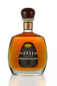 St Lucia Distillers 1931 (Batch 4) Rum, 70 cl-St Lucia Distillers from Amazon