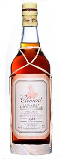 Rhum Clement Tres Vieux Agricole 1952 Rum 70 cl-Rhum Clement from Amazon