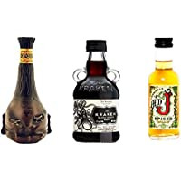 Miniature Rum Collection (3x5cl)-Saxtys from Amazon
