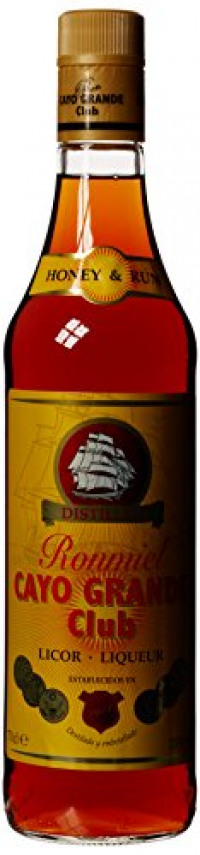 Ron Miel Honey and Rum, 70 cl-Ron Miel from Amazon