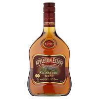 Appleton Estate Signature Blend Jamaica Rum 70cl (Pack of 6 x 70cl)-Appleton Estate from Amazon