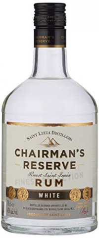 Chairman's White Label Rum, 70 cl-Chairmans from Amazon