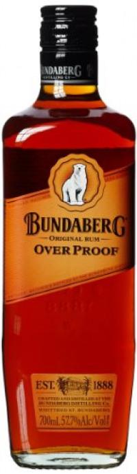 Bundaberg Over Proof Rum 70cl-Bundaberg from Amazon