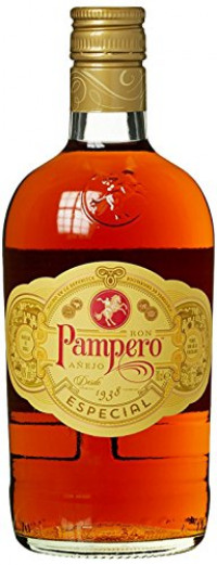 Pampero Ron Anejo Especial Rum, 70 cl-Pampero from Amazon