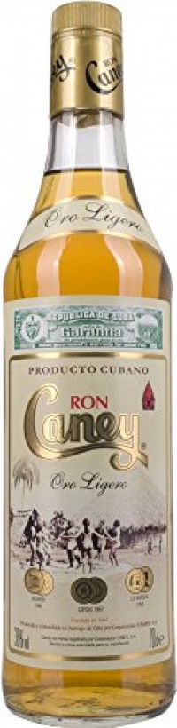Ron Caney Oro Ligero Rum 0.7 Litres-Ron Caney from Amazon