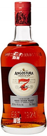 Angostura 7 Year Old Rum, 70 cl-Angostura from Amazon