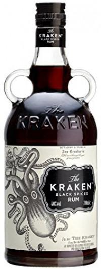 Kraken Black Spiced Rum, 70 cl-Kraken from Amazon