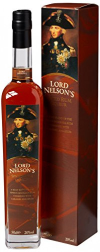 Lord Nelson's Spiced Rum, 50 cl-Lord Nelson's from Amazon