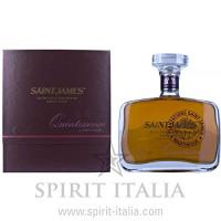 Saint James Quintessence Martinique Rum Decanter GB 42% Vol. 42,00% 0.7 l.-Verschiedene from Amazon