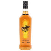 Canyero Ron Miel Honey Rum, 70 cl-Canyero from Amazon