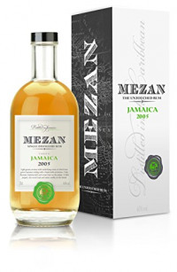 Mezan 2005 Jamaica Vintage Rum, 70 cl-Mezan from Amazon