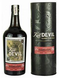 Bellevue 19 Year Old 1998 Guadeloupe Rum - Kill Devil Dark Rum-BelleVue from Amazon
