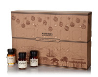 Drinks by the Dram The Rum Advent Calendar, 24 x 3 cl-Drinks by the Dram from Amazon