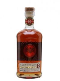 Bacardi 8 Year Old  Carta Ocho-Bacardi from The Whisky Exchange