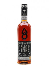 Black Tears Spiced Rum-Black Tears from The Whisky Exchange