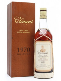 Clement 1970 Rum-Clement from The Whisky Exchange