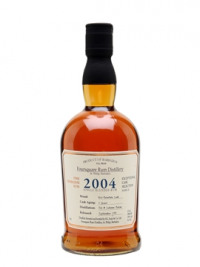Foursquare 2004 Cask Strength Rum  11 Year Old-Foursquare from The Whisky Exchange